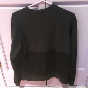 Blackmilk Sweaters - Blackmilk sliced sweater